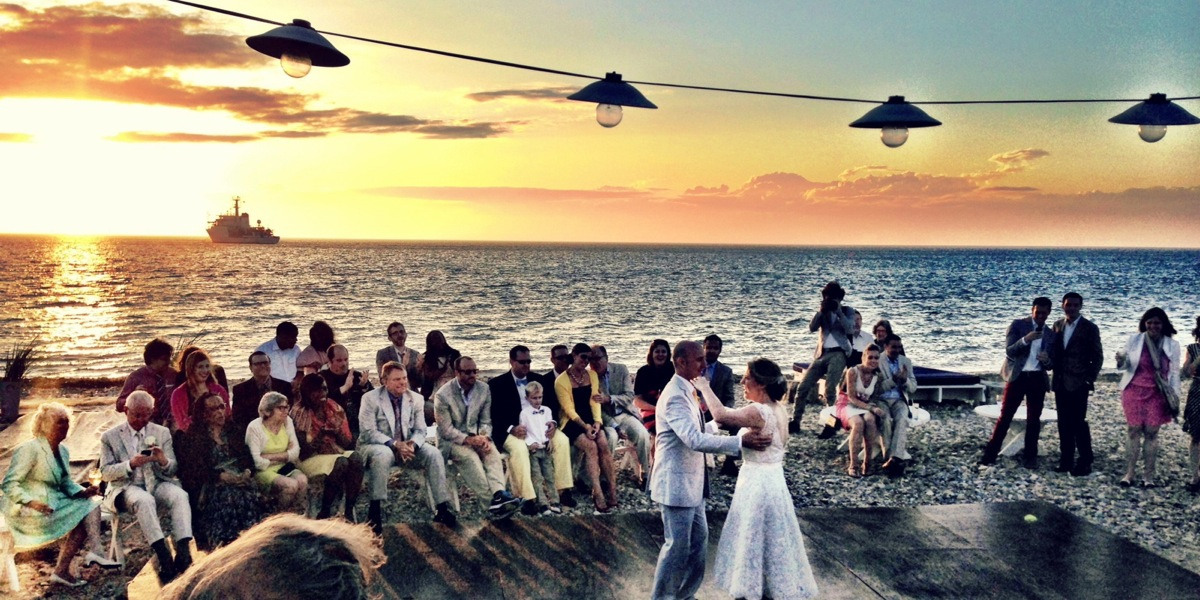 navy beach weddings get prices for wedding venues in