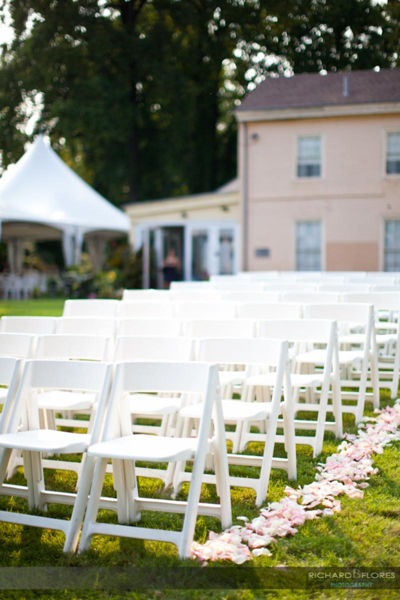 Belmont Mansion wedding venue picture 7 of 9 - Photo by: Richard B. Flores Photography