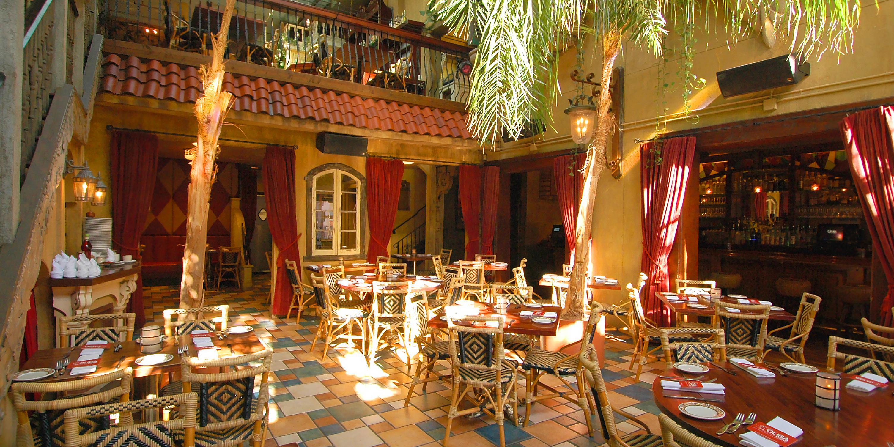 Cuba Libre Restaurant Venue