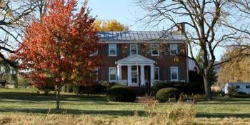 Cave Hill Farm Bed and Breakfast weddings in McGaheysville VA