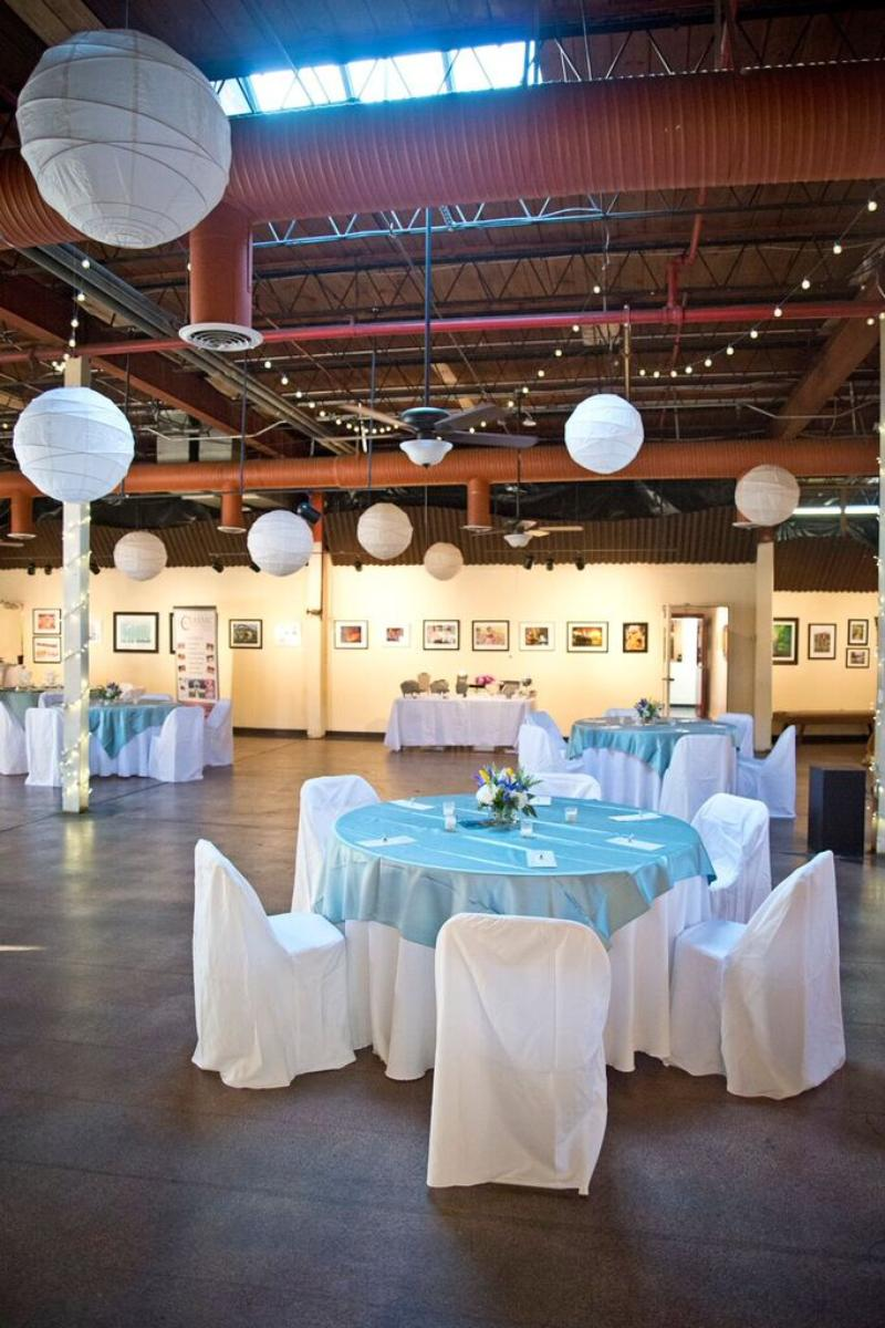 Art Works Studio and Galleries wedding venue picture 6 of 8 - Provided by: Art Works Studio and Galleries