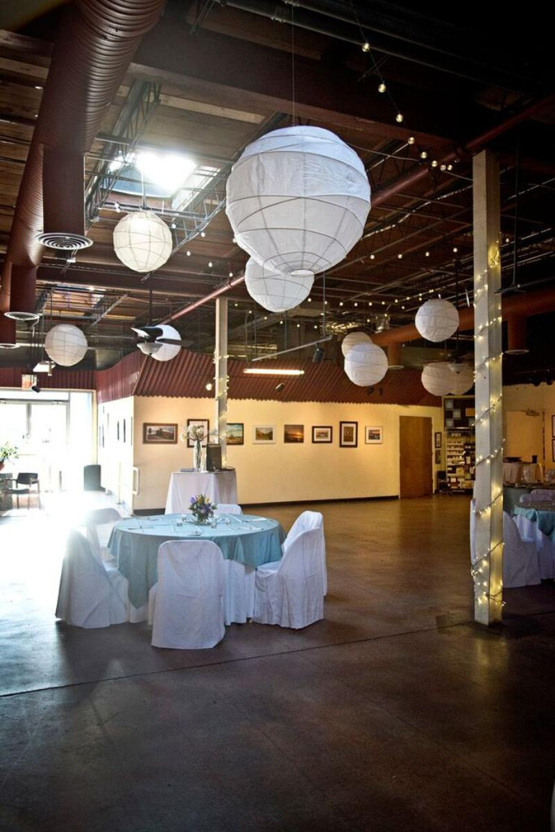 Art Works Studio and Galleries wedding venue picture 7 of 8 - Provided by: Art Works Studio and Galleries