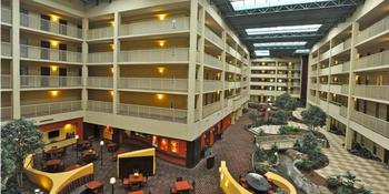 Embassy Suites Philadelphia Airport weddings in Philadelphia PA