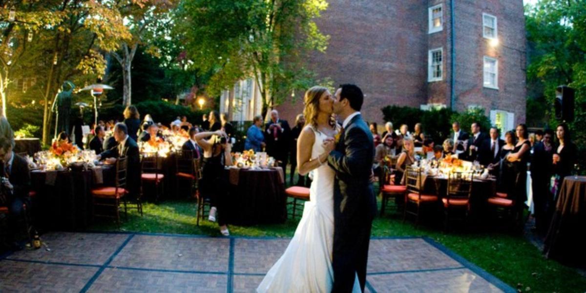 pennsylvania wedding receptions