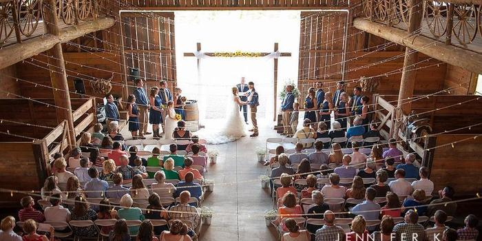 Absolutely Country wedding venue picture 1 of 8 - Photo By: Jennifer K Photography