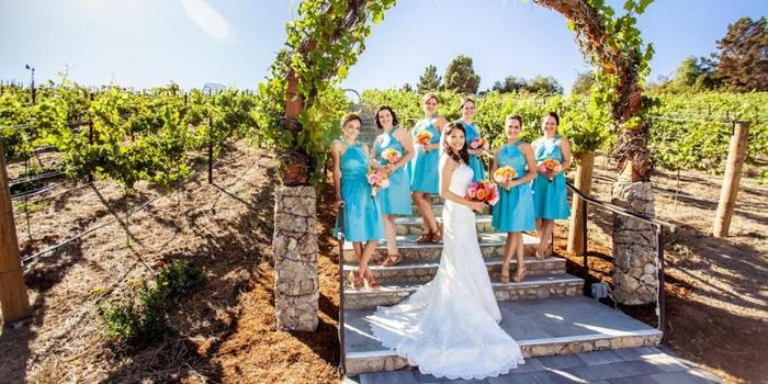 Nella Terra Cellars wedding venue picture 8 of 16 - Photo by: W Photography