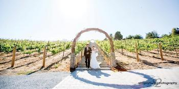 The Vineyards at Nella Terra Cellars weddings in Sunol CA