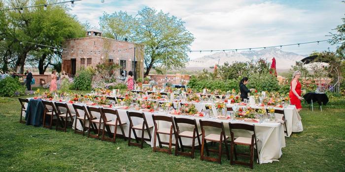 Agua Linda Farm wedding Tucson