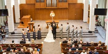 Lovers Lane United Methodist Church weddings in Dallas TX