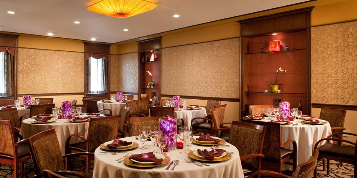Bombay Room Chestnut Hill Hotel