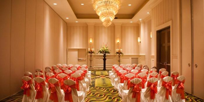 Raleigh Nc Indoor Wedding Venue: Renaissance Raleigh North Hills Hotel Weddings