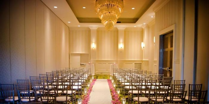 Renaissance Raleigh North Hills Hotel Weddings Get Prices For
