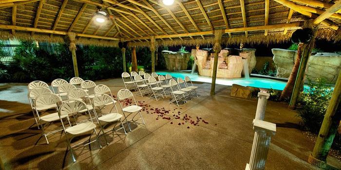 Hawaiian Garden Weddings At The Hilton Garden Inn Weddings