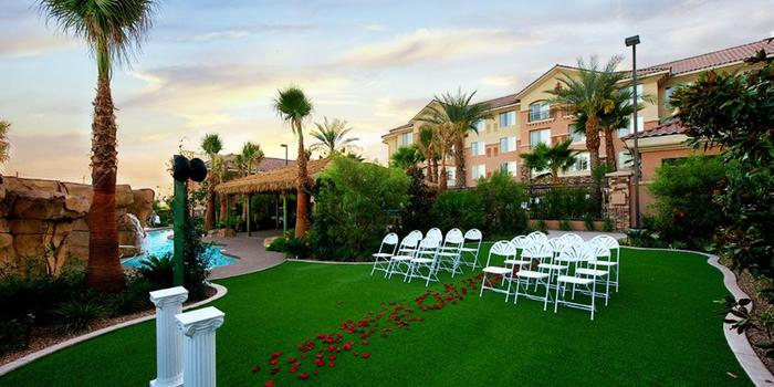 Hawaiian garden weddings at the hilton garden inn weddings for Hilton garden inn las vegas