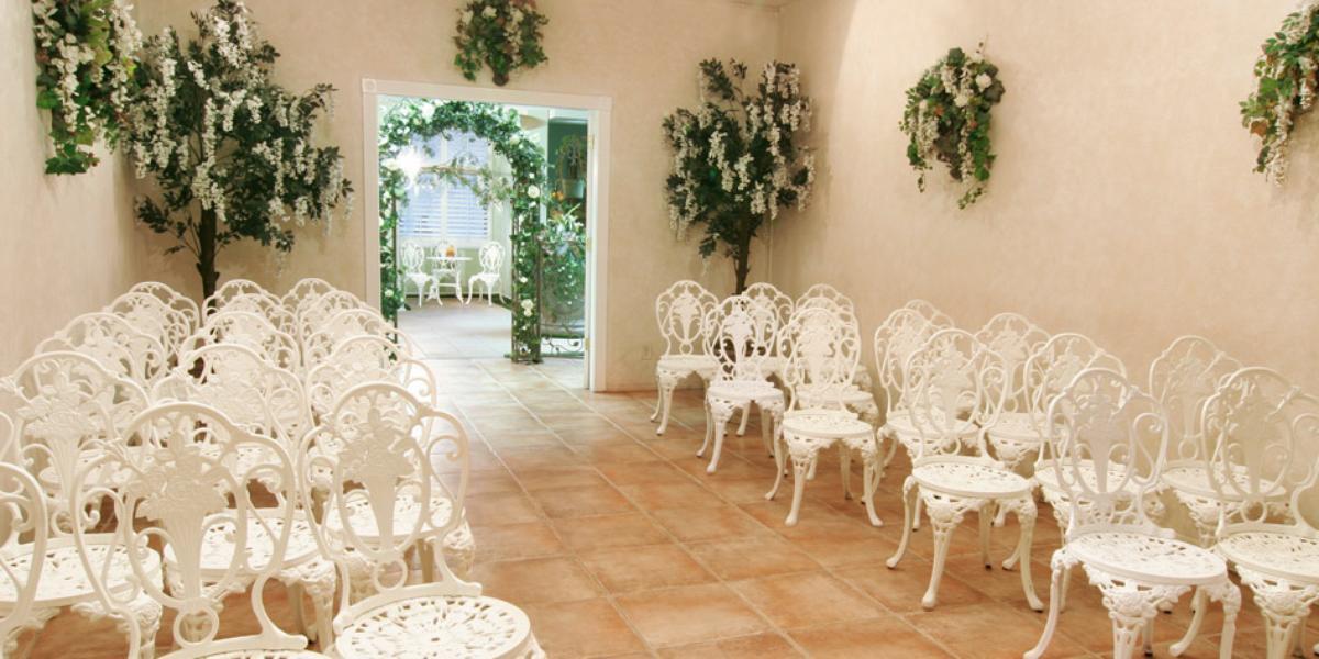 The Casino Wedding Chapel Amp Garden Vegas Weddings Weddings