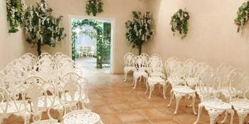 Tanked casino wedding chapel