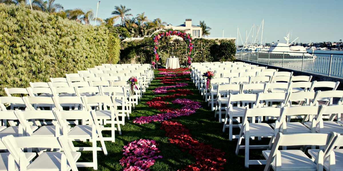 Balboa bay resort weddings get prices for orange county for Balboa bay resort