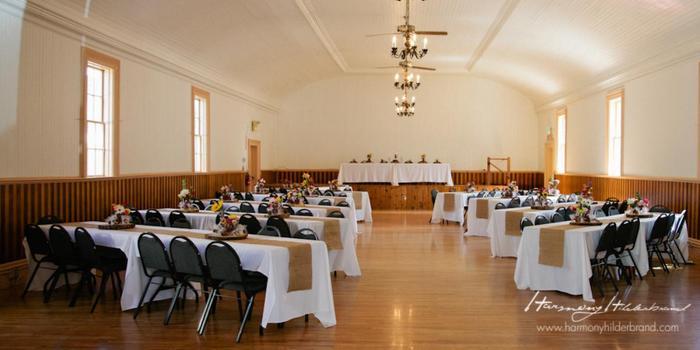 The Genoa Town Hall wedding Lake Tahoe