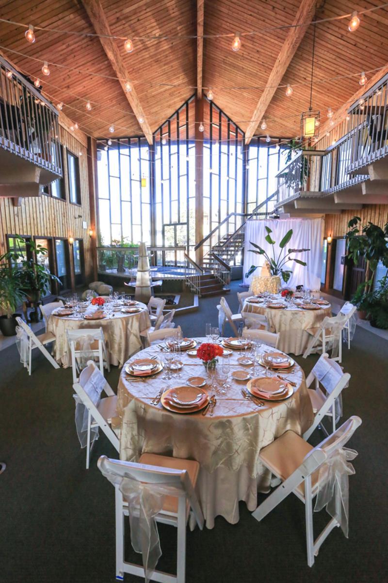 Atrium Denver Weddings