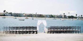 The San Diego Rowing Club - Garty Pavilion weddings in San Diego CA