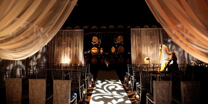 Palm Event Center wedding venue picture 4 of 13 - Photo by: Tyler Vu Photography