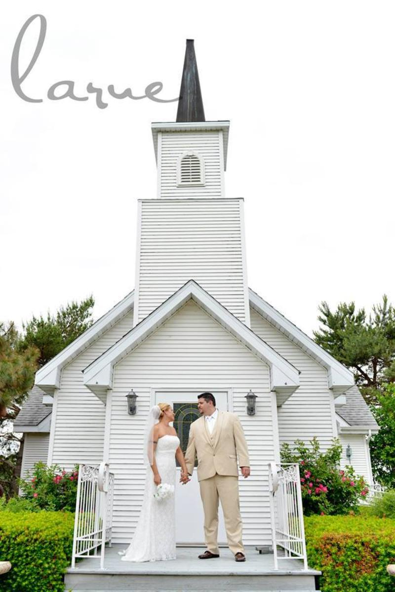 Chapel in the Pines Wedding and Banquet Center wedding venue picture 3 of 16 - Photo by: Larue Photography