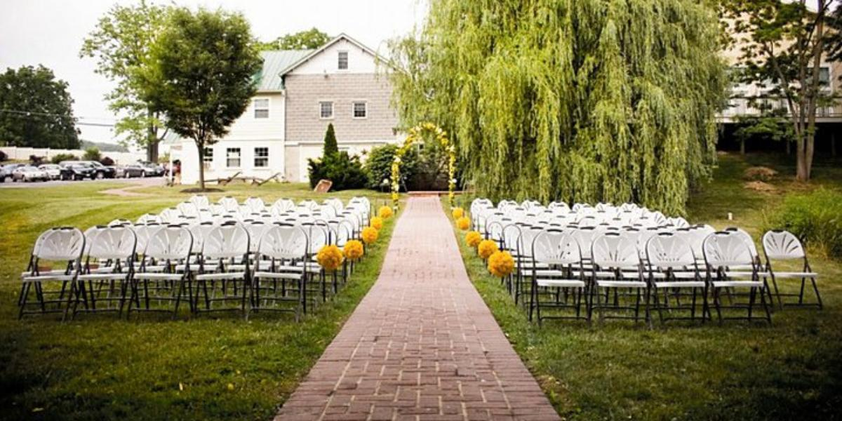 garden wedding venues in maryland   weddings visit
