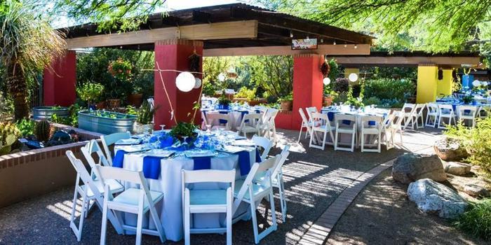 Tucson Botanical Garden Weddings