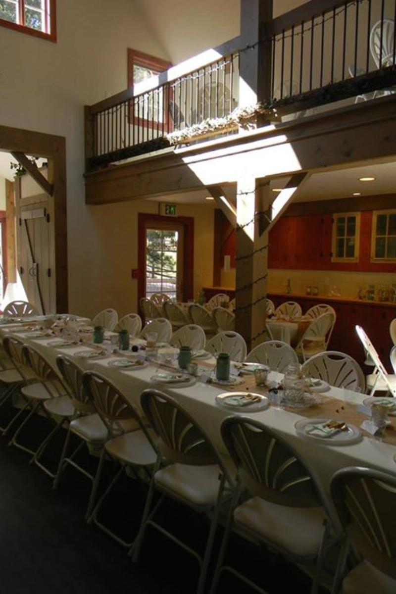 Evergreen Red Barn Weddings   Get Prices for Wedding ...