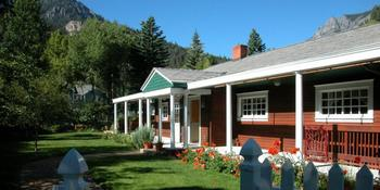 Secret Garden Bed & Breakfast weddings in Ouray CO