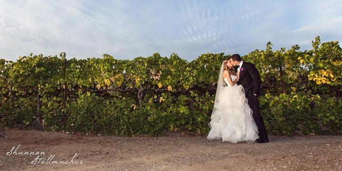 Trentadue Winery, a Milestone property wedding venue picture 3 of 16 - Photo by: Shannon Stellmacher Photography