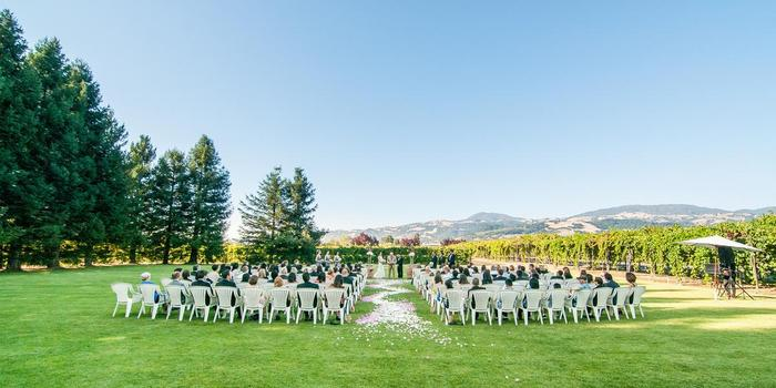 Trentadue Winery, a Milestone property wedding venue picture 8 of 16 - Photo by: Paul Blackfield Photography