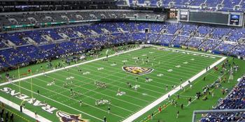 M&T Stadium Weddings in Baltimore MD