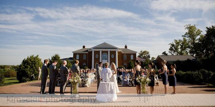 Rose Hill Manor wedding venue picture 2 of 16 - Photo by: Kimseidl Photography