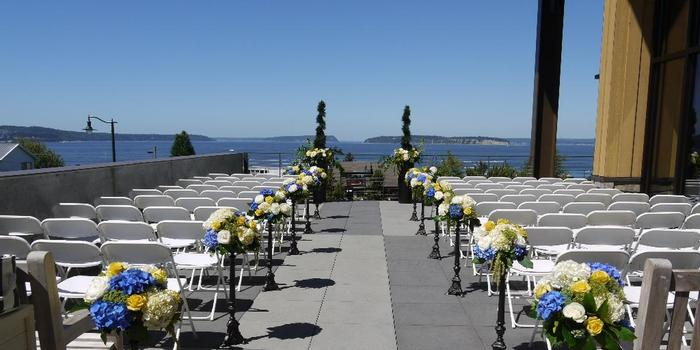 Rosehill Community Center wedding venue picture 8 of 9 - Provided by: Rosehill Community Center