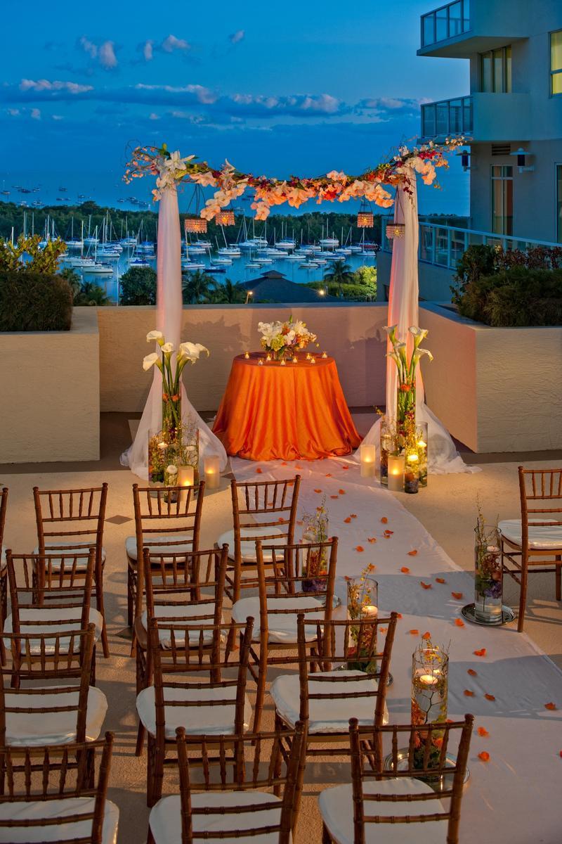 Sonesta Coconut Grove Miami Weddings | Get Prices For Wedding Venues