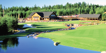 Trophy Lake Golf & Casting Weddings in Port Orchard WA