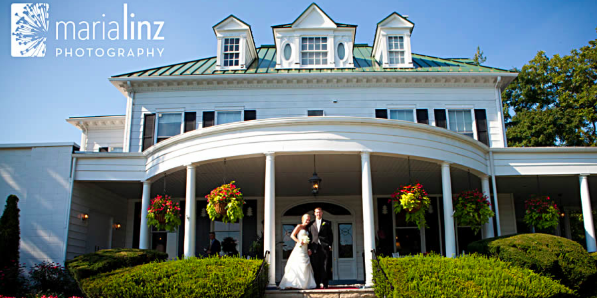 The Mansion At Valley Country Club Weddings