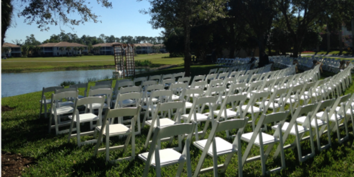 Naples Lakes Country Club wedding venue picture 1 of 16 - Provided by: Naples Lakes Country Club