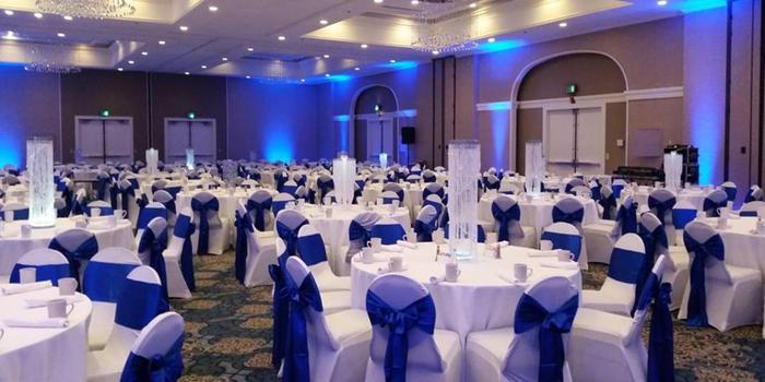 Hilton Palm Beach Airport Weddings