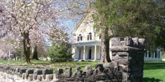 Old School Meetinghouse wedding Philadelphia