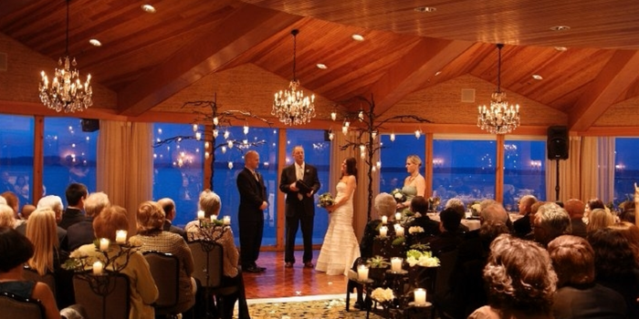 Edgewater Hotel Seattle Weddings   Get Prices for Wedding ...