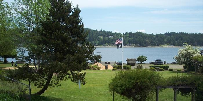 Port of Allyn wedding venue picture 6 of 6 - Provided by: Port of Allyn