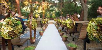 Descanso Gardens weddings in La Cañada Flintridge CA
