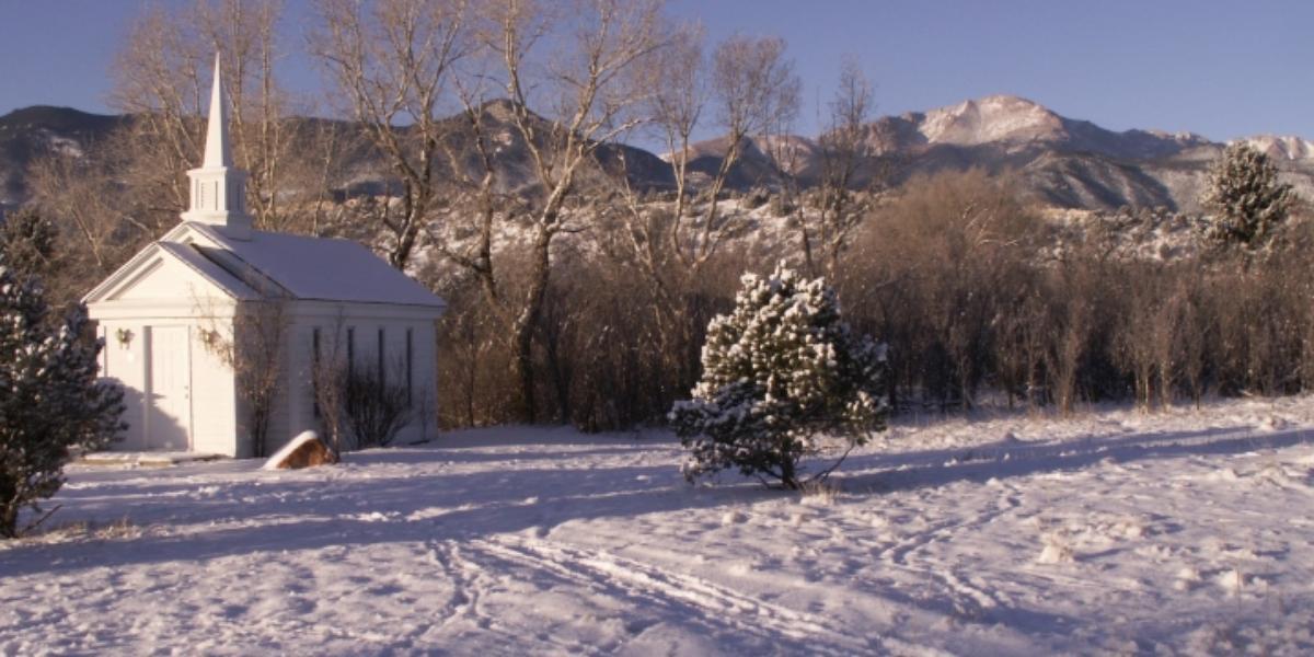 American Mothers Chapel At Rock Ledge Ranch Weddings