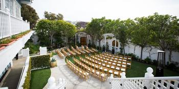 Verandas Beach House Weddings in Manhattan Beach CA