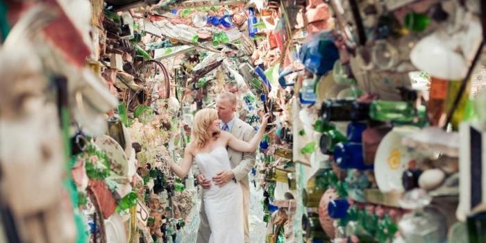 Philadelphia 39 S Magic Gardens Weddings Get Prices For Wedding Venues