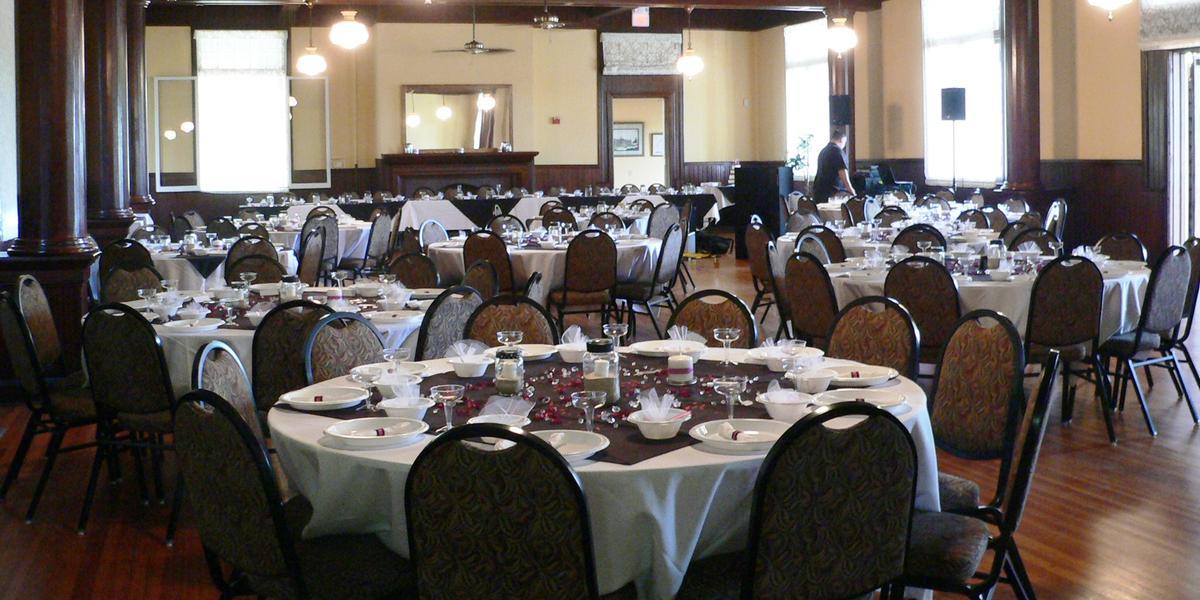 Fairfax Hall Weddings