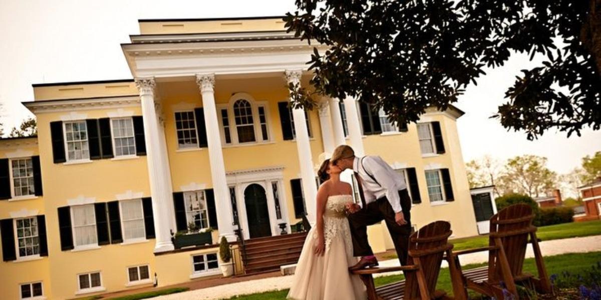 oatlands historic house and gardens weddings