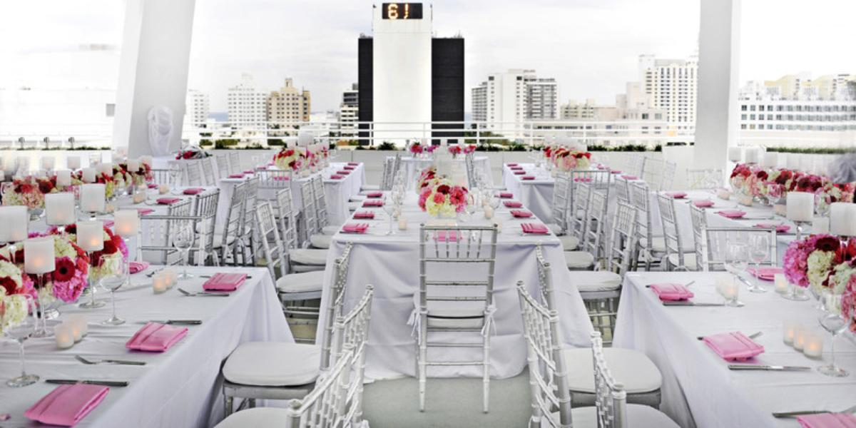 Skydeck Miami Weddings